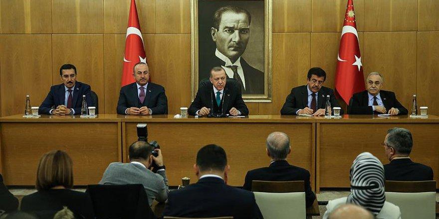 Cumhurbaşkanı Erdoğan: Türkiye'yi Troller İdare Etmeyecek