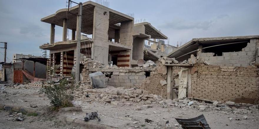 Esed Rejimi Doğu Guta'da Ateşkes Dinlemiyor!