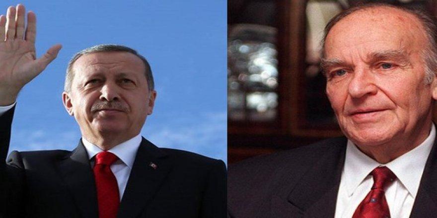 Erdoğan, Aliya'nın Kendisine Vasiyetini Açıkladı