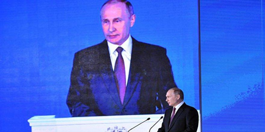 Putin'den Kaşıkçı Açıklaması