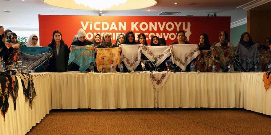 Suriyeli Mahpus Kadınlar İçin 'Vicdan Konvoyu' Yola Çıkıyor!