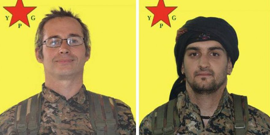 PKK/PYD'nin Yabancı Militanları