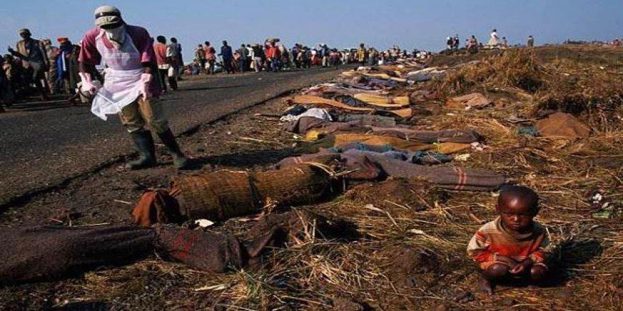 Ruandalı Soykırım Mağdurlarından Belçika'ya Dava
