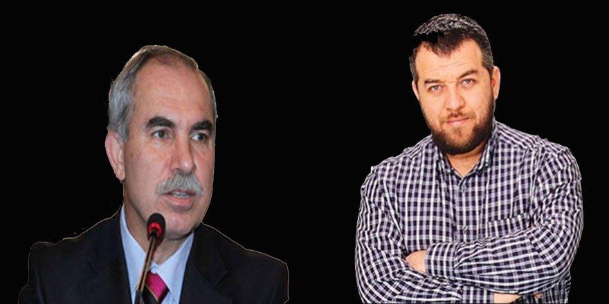 """İsmail Kılıçarslan'dan Hayri Kırbaşoğlu'na """"Yolsuzluk"""" Cevabı"""