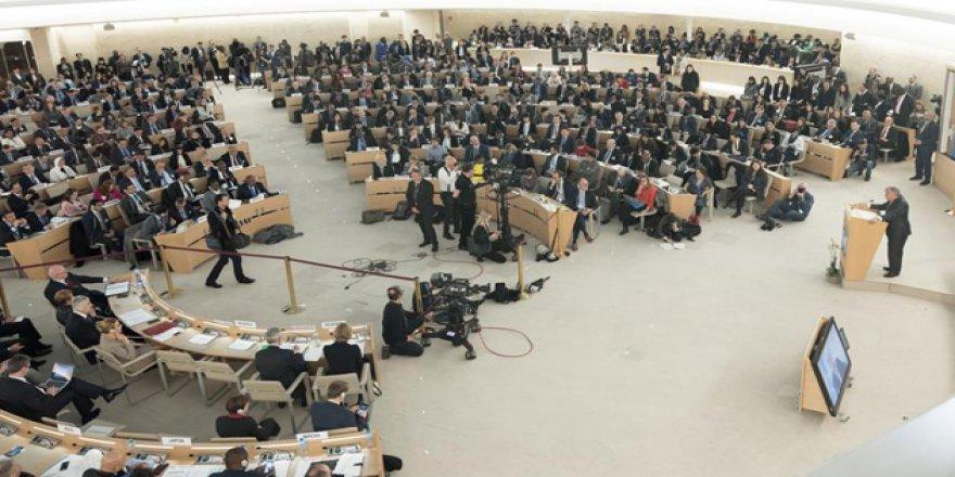 """BM'den Esed Rejimine """"Şiddetli Kınama"""""""