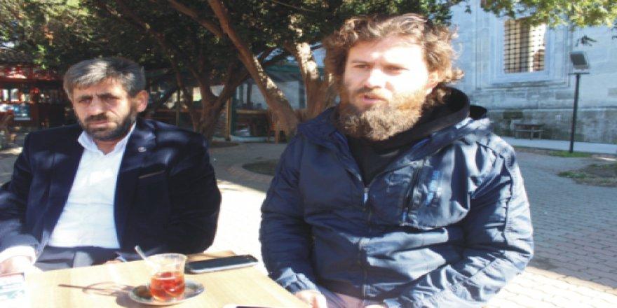 Edirne İslam Gençliği Başkanı Habil Mert'e 8500 TL Para Cezası