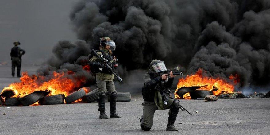 Kudüs İntifadasının 14'üncü Cumasında Bir Şehit, Onlarca Yaralı
