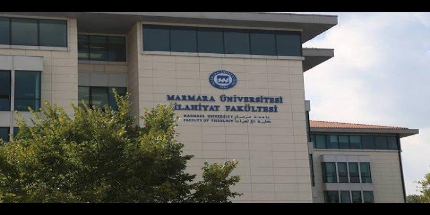 Marmara İlahiyat Talimatı Alınca Anında Kendini Güncellemiş!