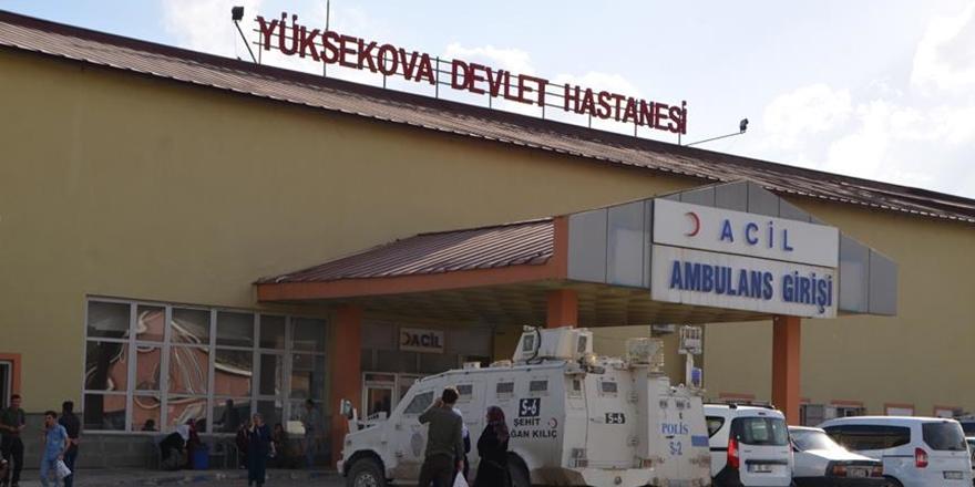 Yüksekova'da Bir Çocuğun Yerde Bulduğu Cisim Elinde Patladı!