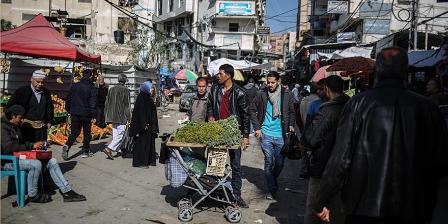 """""""Gazze'de Hayatın Çeşitli Alanlarında Tam Bir Çökme Söz Konusu"""""""