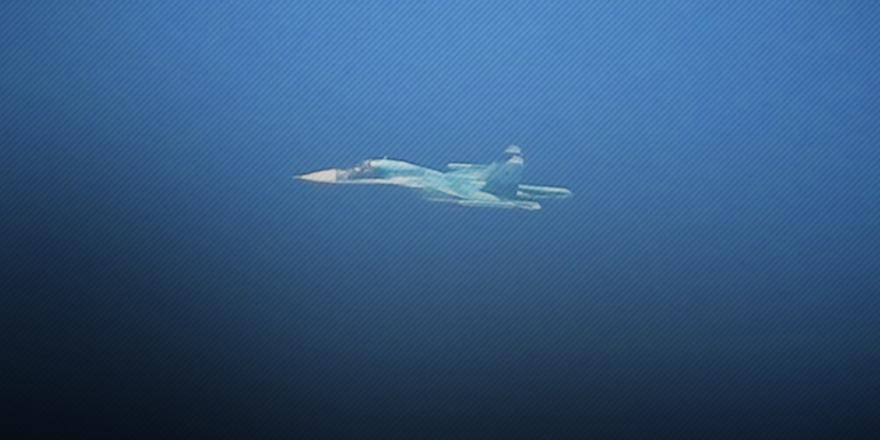 Rusya'ya Ait Savaş Uçakları İdlib'de Sivilleri Hedef Aldı!