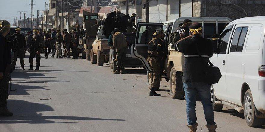 YPG/PKK'nın Özel Kuvvetleri ÖSO'ya Direnemedi