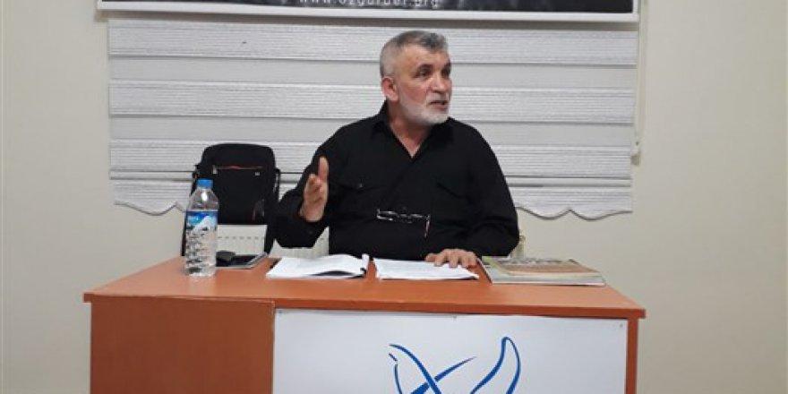 Sivas Özgür-Der'de 28 Şubat Darbesi ve Direniş Konuşuldu