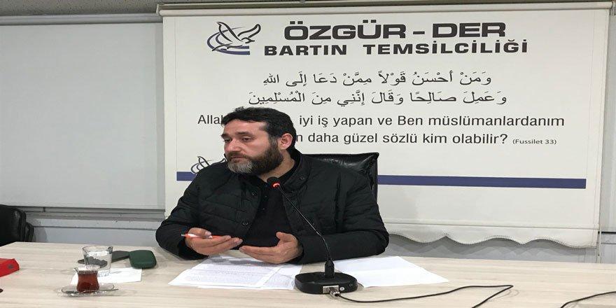 'Müslümanların Hukukla İmtihanı'