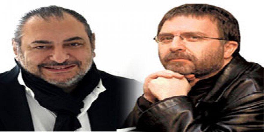 """""""Reha Muhtar'ın Yerine Ahmet Hakan Sahne Aldı"""""""