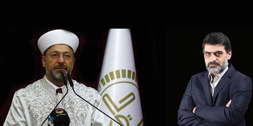 Karahasanoğlu'ndan Diyanet İşleri Başkanı Erbaş'a Bazı Sorular…
