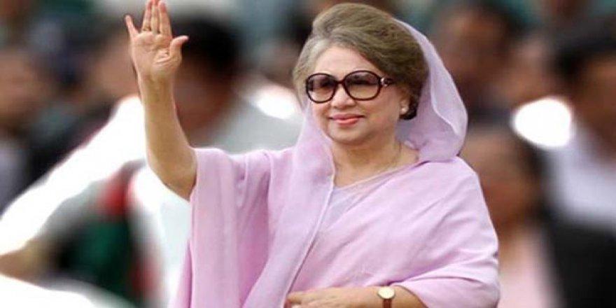 Bangladeş Eski Başbakanı Halide Ziya'ya Geçici Kefaletle Tahliye