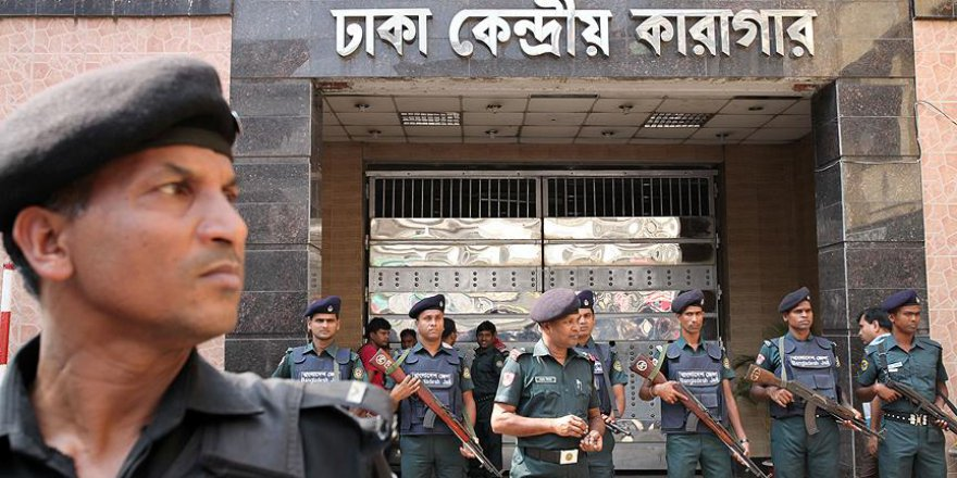 Bangladeş'te Cemaat-iİslami'nin Başkan Vekili Gözaltına Alındı