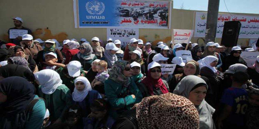"""Gazze'den """"UNRWA"""" Uyarısı"""