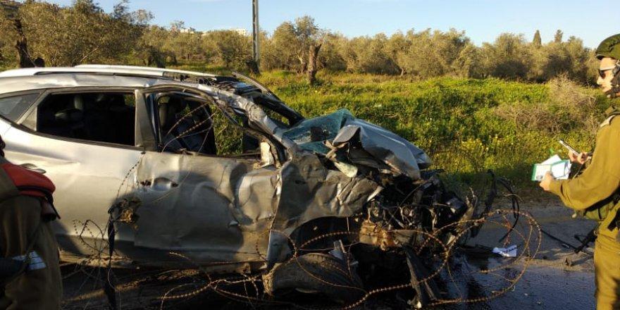 Batı Şeria'da İki Siyonist İsrail Askeri Öldürüldü