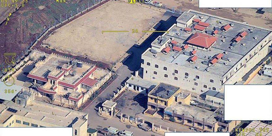 PYD/PKK'nın 'Afrin Hastanesi' Yalanı Görüntülerle Ortaya Çıkarıldı