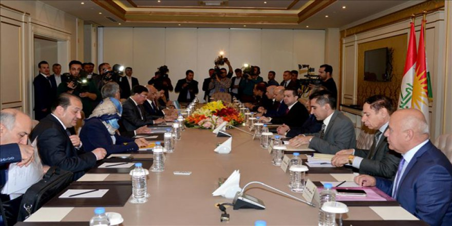 Bağdat Yönetimi IKBY'deki Memur Maaşlarını Yolladı