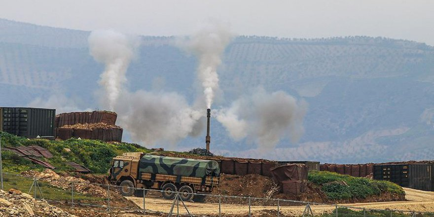Resulayn'dan Türkiye'ye Ateş Açan 17 PKK'lı Öldürüldü
