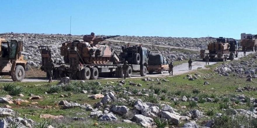 Esed Güçlerinden TSK'ya Ait Gözlem Noktasına Saldırı!