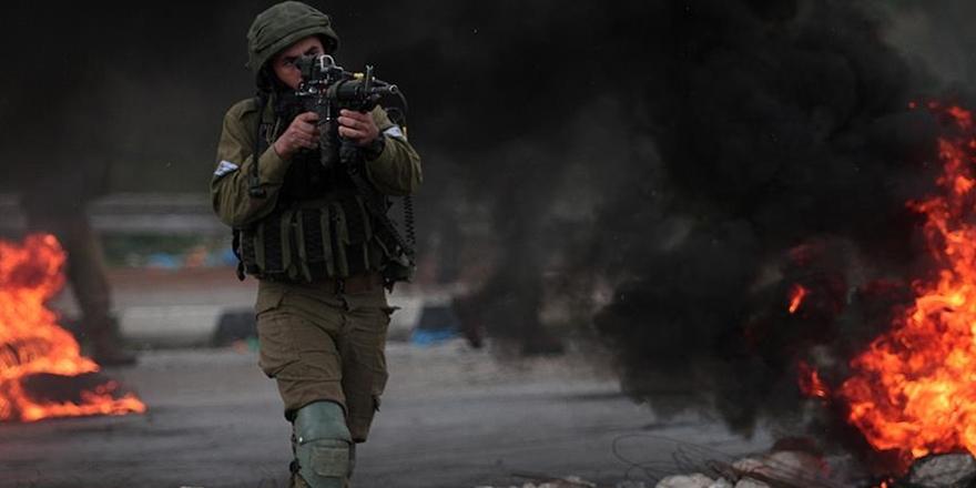 İşgalci İsrail Askerleri Batı Şeria'da 5 Filistinliyi Yaraladı!