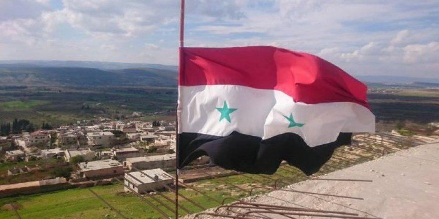 PKK/YPG'nin Esed'e Teslim Ettiği Köy TSK ve ÖSO Tarafından Alındı