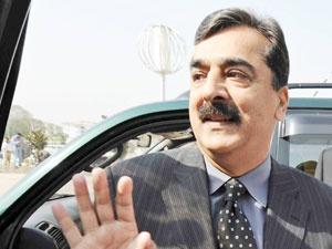 Pakistan Başbakanı Mahkeme Önünde