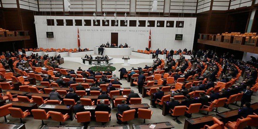 Seçime Yönelik Anayasa Değişikliği TBMM'de Kabul Edildi