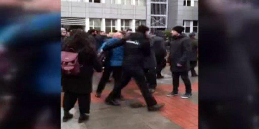 Boğaziçi Üniversitesinde Polis Müdahalesi: 8 Gözaltı