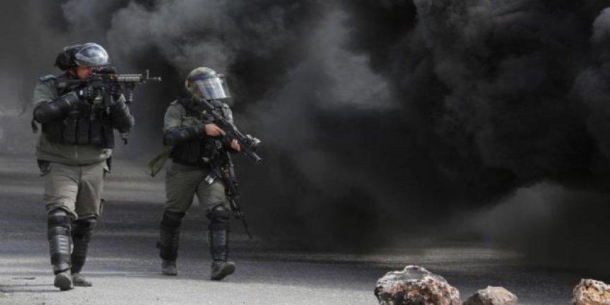 İşgal Güçleri Doğu Kudüs'te 21 Filistinliyi Yaraladı