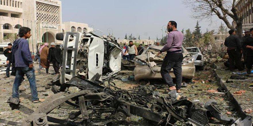 İdlib'de Hastane Yakınlarında Patlamada: 7 Ölü, 25 Yaralı