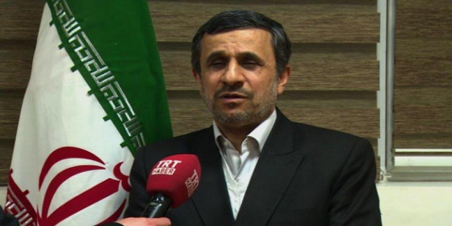 Ahmedinejad'dan Hamaney'e 3'üncü Mektup