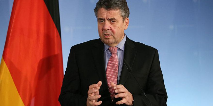 Eski Almanya Dışişleri Bakanı Gabriel: Afrin, ABD'ye Bir Mesajdır
