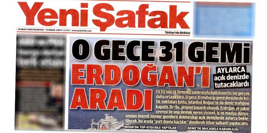Sansasyon Gazeteciliği Sadece Gazeteciliği Değil, Mantığı da Çürütür!
