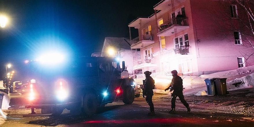 Kanada'da 6 Müslümanı Öldüren Bissonnette Hâkim Karşısında!