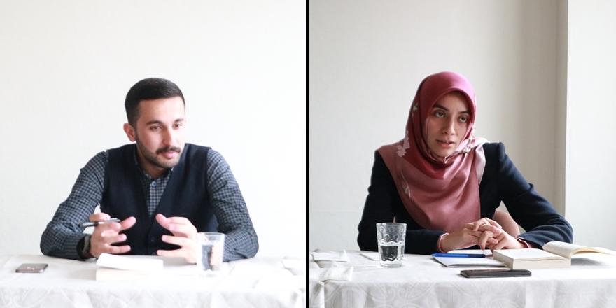 Özgür-Der Üniversite Gençliği 'Fıkıhtan Faşizme' Kitabını Tahlil Etti
