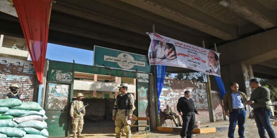 Mısır'da Seçimlere Katılmayanlara Para Cezası