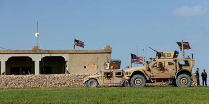 ABD Menbiç'e Asker Yığıyor
