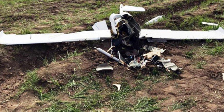 İsrail'e Ait İnsansız Hava Aracı, Lübnan'a Düştü