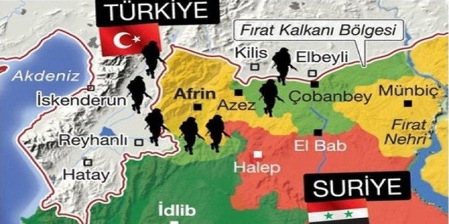 Afrin'de Gözetilmesi Gereken 3 Husus
