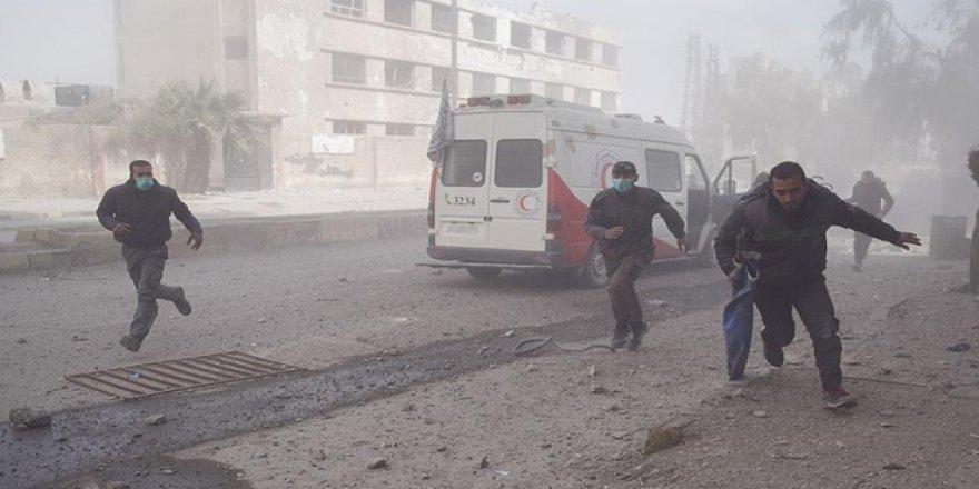 Suriye'de Mart Ayında 1200'den Fazla Sivil Katledildi