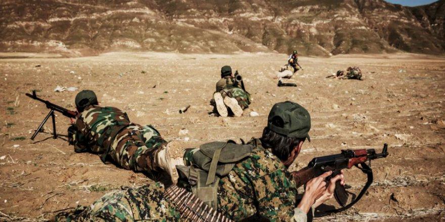 Irak'ta Sünni Savaşçılar Yeniden Organize Oluyor