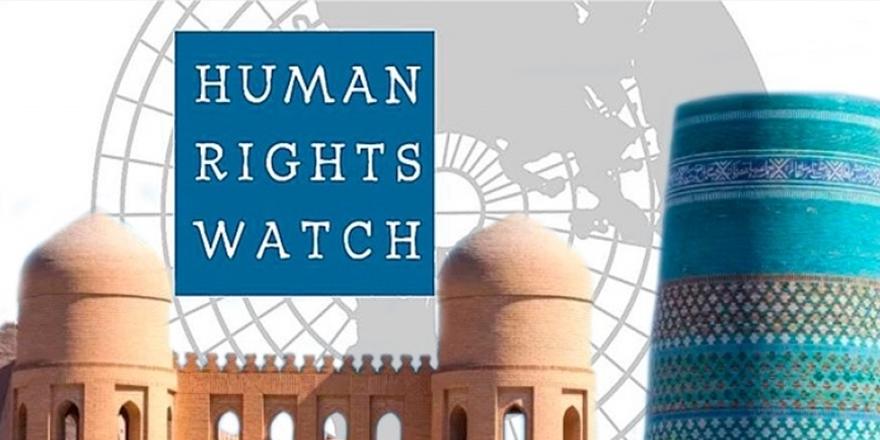 İnsan Hakları İzleme Örgütü Yeniden Özbekistan'da