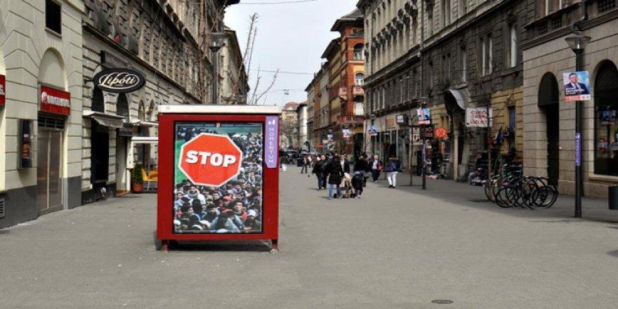 Macaristan'da Sığınmacı ve İslam Karşıtı Seçim Kampanyası