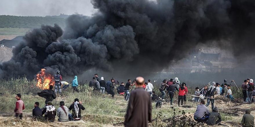 Filistin'de Şehit Sayısı 22'ye Yükseldi!