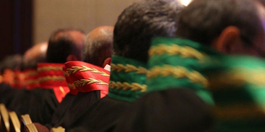 143 Hakim ve Savcının Görev Yeri Değişti